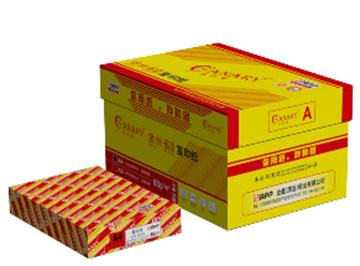 图片 金丝雀(ANARY)A4 80g 500p 复印纸 10包/箱 金黄包